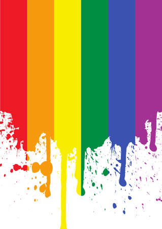 commitments: rainbow flag