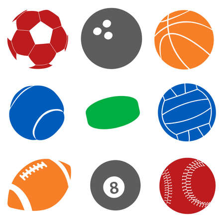 ベクトル スポーツ ボール