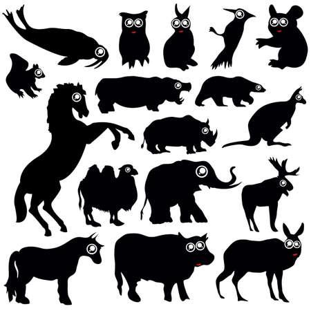 ベクトルの動物