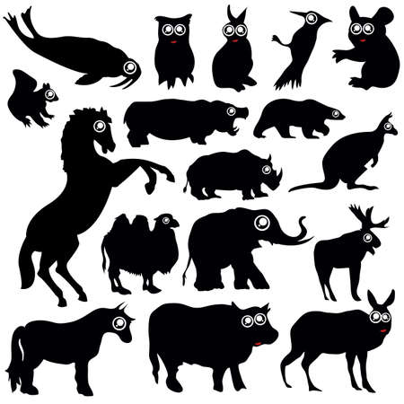 vector animals Vector