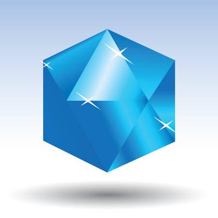 vector diamond Stock Vector - 6180112