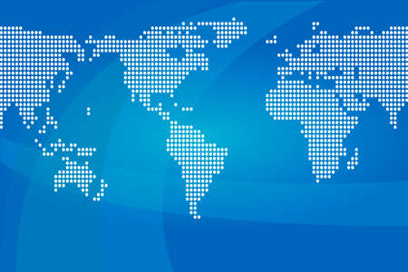 vector world map Vector