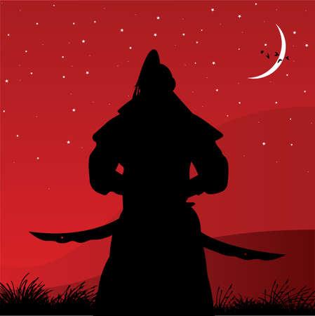 戦士  イラスト・ベクター素材
