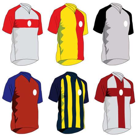 ベクトル スポーツ制服