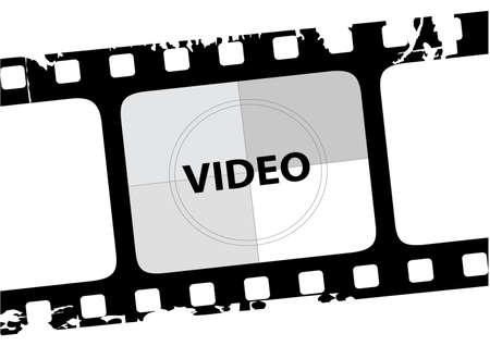 vector filmstrips