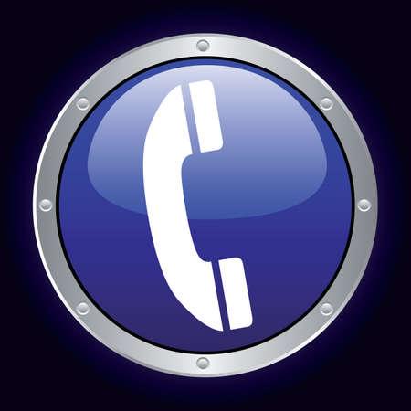 vector phone icon Vector