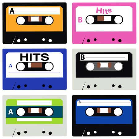 vector cassettes Vector