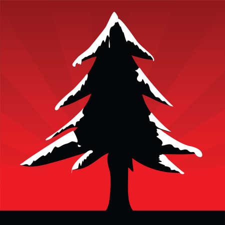 christmas tree Stock Vector - 6363977