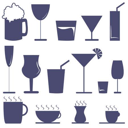 ice tea: drinks