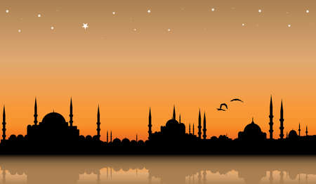 muslim pattern: istanbul