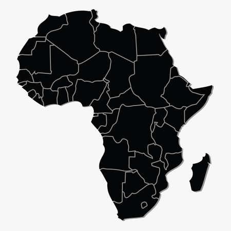 africa Stock Vector - 6802803