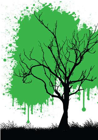 lonesome: tree