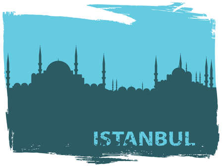 istanbul Stock Vector - 7158359