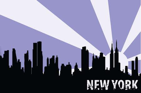 new york Stock Vector - 7414518