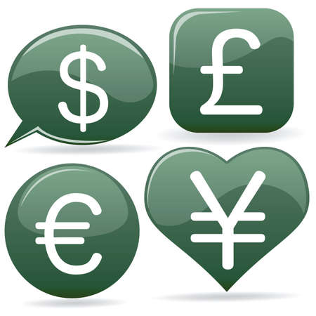 british money: currency signs