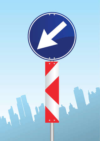traffic sign Stock Vector - 7433732