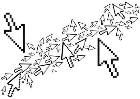 arrows Stock Vector - 7433766