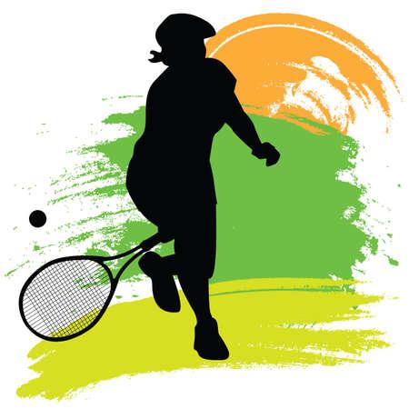 テニス プレーヤー