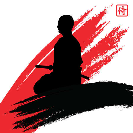 samurai Stock Vector - 7643872
