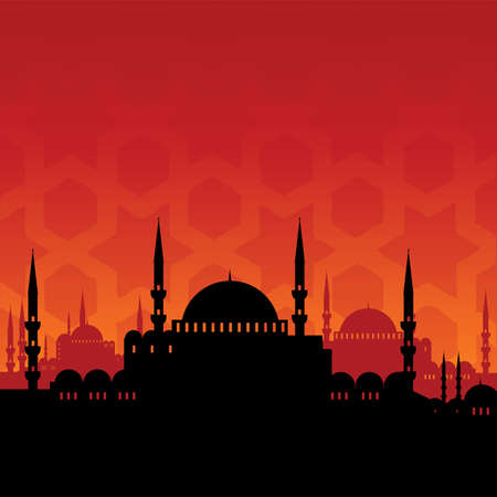 mosque Stock Vector - 7643850