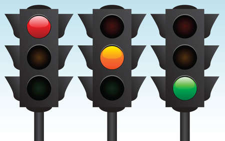crossroads: traffic lights