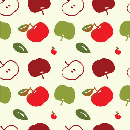 appels Stock Illustratie