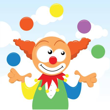 juggler Vector
