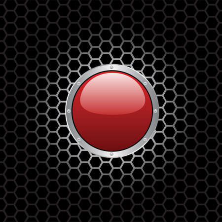 push up: red button