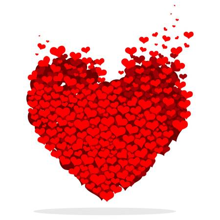 hearts Stock Vector - 19274996