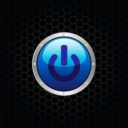 boton on off: bot�n de encendido o apagado