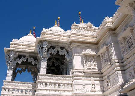 shri: Carved Marble of Shri Swaminarayan Mandir in Toronto Ontario, Canada