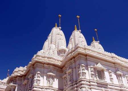 shri: Marble Fantasy of Shri Swaminarayan Mandir in Toronto Ontario, Canada