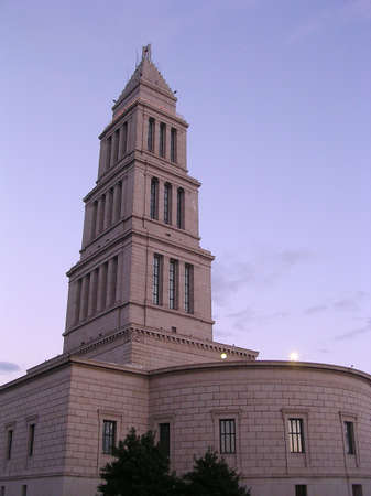 George Washington Masonic National Memorial in Alexandria, USA Stock fotó - 7746635