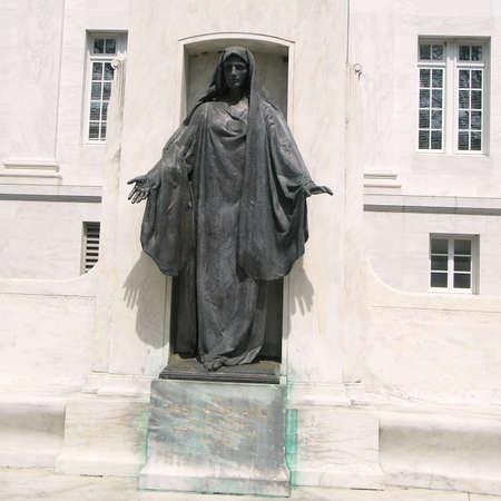 Jane Delano Memorial at Cross National Headquarters in Washington DC