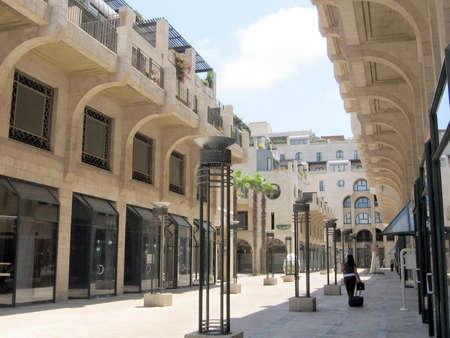 jafo: New homes on Yerushalayim Avenue in Jaffa, Israel
