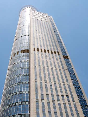 ramat aviv: Moshe Aviv Tower in Ramat Gan, Israel Editorial