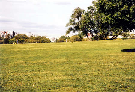 hause: The environs of White Hause in Washington, in 1997, DC USA Stock Photo