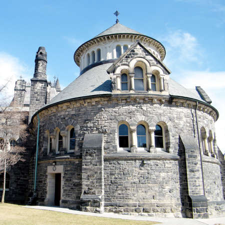 croft: Croft Chapter House in the University of Toronto Ontario, Canada