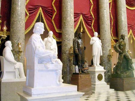 constantino: Inside the rotunda of the Capitol in Washington DC, USA