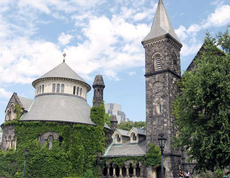 croft: The Croft Chapter House of the University of Toronto in Toronto Ontario, Canada