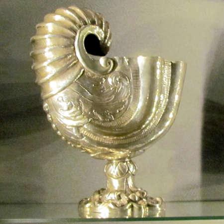 synagogue: Kiddush Cup in old synagogue in Jerusalem, Israel