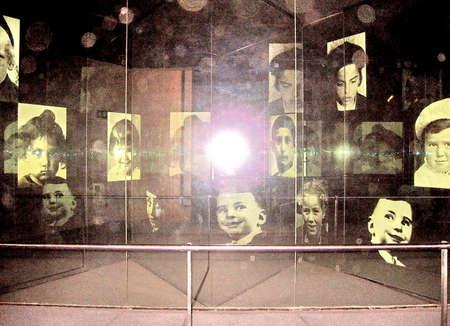 이스라엘, 예루살렘에 살해 된 어린이, Yad Vashem 기념관
