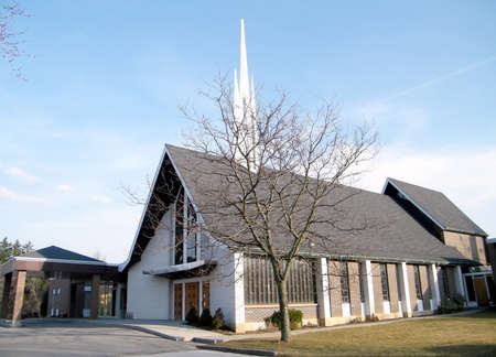thornhill: Presbyterian Church in Thornhill, Canada