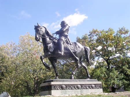 king edward: King Edward VII equestrian statue in Toronto, Canada