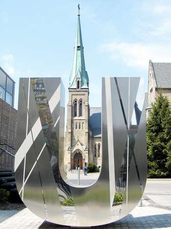 St. Basils Church in Toronto Ontario, Canada