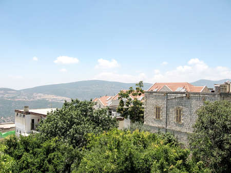 spirtual: The Safed a very spiritual and beautiful place in Israel