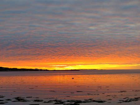 newfoundland: Sunset in Newfoundland