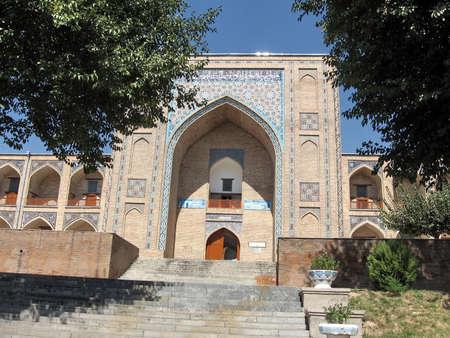 Kukeldash Madrassah in Tashkent, Uzbekistan, September 13, 2007