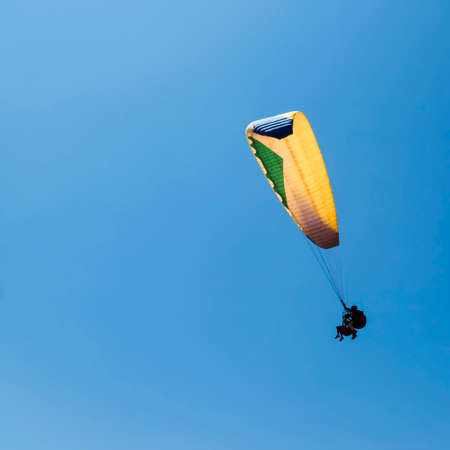 Paragliding in Israel