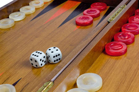backgammon: Backgammon Board